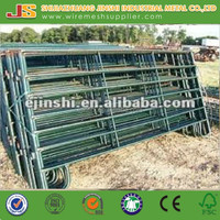 Fence panels for horses