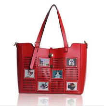 Hot Sale Lady Real Leather Shoulder Bag