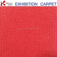 Contemporary branded floor rugs rib carpets polyester carpet