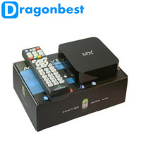 MX TV Box Android 4.2 Dual Core 1GB 8GB Amlogic 8726 Support Multi-languages Android Google TV Box