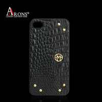 For iphone 5 real snake leather phone case back cover case