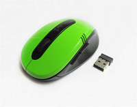 6 keys 2.4Ghz fashionable use pc wireless mouse