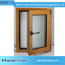 Hwarrior Aluminium Windows Art Glass Aluminium Tilt & Turn Window