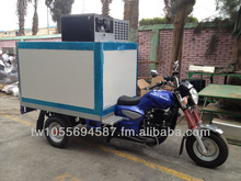 Multi-purpose Motor Tricycle Vendor Freeze Tricycle Innovative Tricycle Customization Tricycle 200C.C. Tricycle