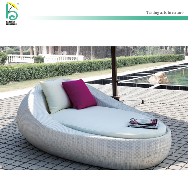 round lounger outdoor furniture