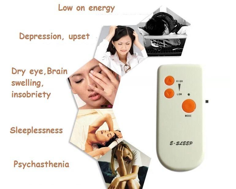 Health care product E sleep Electronic Sleeping Aids E602 as seen as on TV  Health care product E sleep Electronic Sleeping Aids E602 as seen as on TV  Health care product E sleep Electronic Sleeping Aids E602 as seen as on TV