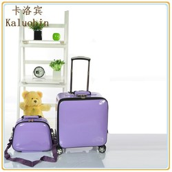 Trolley Case On Board/Small Trolley Case For Pilot/Small Trolley Bag