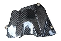Carbon fiber motorcycle parts Sprocket Cover for Yamaha R6 03-05