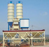 small output concrete batching plant/small power plant