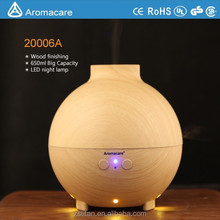 Round Electrical Aroma vaporization Diffuser
