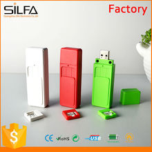 Silfa new invented 2-32GB flash drive coil rechargeable elelectronic cigarette lighter