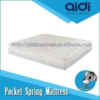 American Style Bedroom Furniture, Sleepwell Pocket Spring Mattress, Comfort Memory Foam Mattress AC-1201