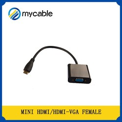 2015 hotselling products female vga to rca