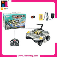 1068276 EN71 Approved Best selling toy 360 degree spin R/C amphibious car