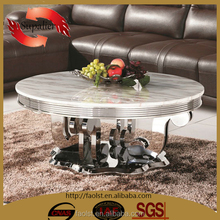 hot sale modern marble dining coffee table