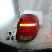 New arrival auto parts rear tail lamp led ce&rosh led lighting 12v Chevrolet captiva led taillights 2014 tail lamp plug and play