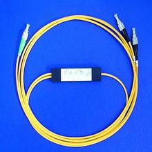 PLC Splitter Optic Fiber Cable 1 to 16 Channel Power Splitter Module SM SC/UPC