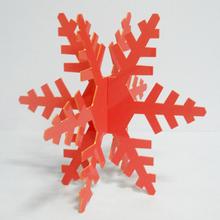 Christmas Popular Snowflake for 2014 Christmas Decoration