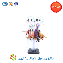 Da Bird Feather Wand Cat Wand Toy for Cats