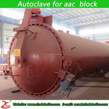 2015 Latest design autoclave & concrete block machine for Myanmar & Burma