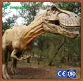 realista animatronic dinosaurio de títeres para parque de atracciones