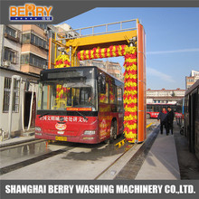 Automatic bus washing machine, Heavy duty truck washer from China supplier