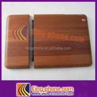 Sapele wood case/wooden case for ipad mini/eco-friendly cover for ipad mini