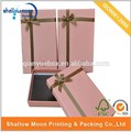 personalizado de natal decorativas caixas de presente por atacado