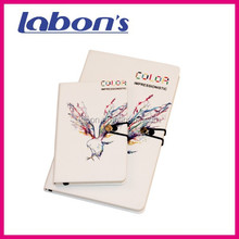 leather office supplies notebook customized printing