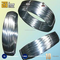 High quality galvanized steel shield wire