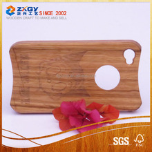Promotional Gift Wooden Cover for Phones, Wooden Phone Case