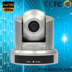 1080p conference camera f 18 videos RS-232C/422 auto tracking video conference camera