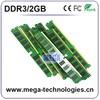 Desktop MEMORY MODULE DDR3 RAM 1333 2G computer parts ram memory