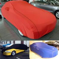 elastic material retractable car cover,car smart cover at factory price