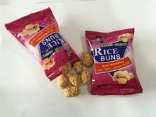 Snacks Crispy Sesame Coated Rice Buns
