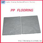 impermeável ao ar livre plástico floor abrangendo