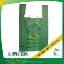 100% Eco-friendly shopping T-shirt bag
