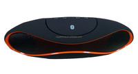 Dual Bluetooth Speaker Compatible with Laptop/MP3/MP4 Player and External Audio Devices with 3.5mm Stereo Jack input