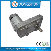 Wholesale multiple use top quality 95mm DS-95SS775 dc gear motor high torque 20kg.cm