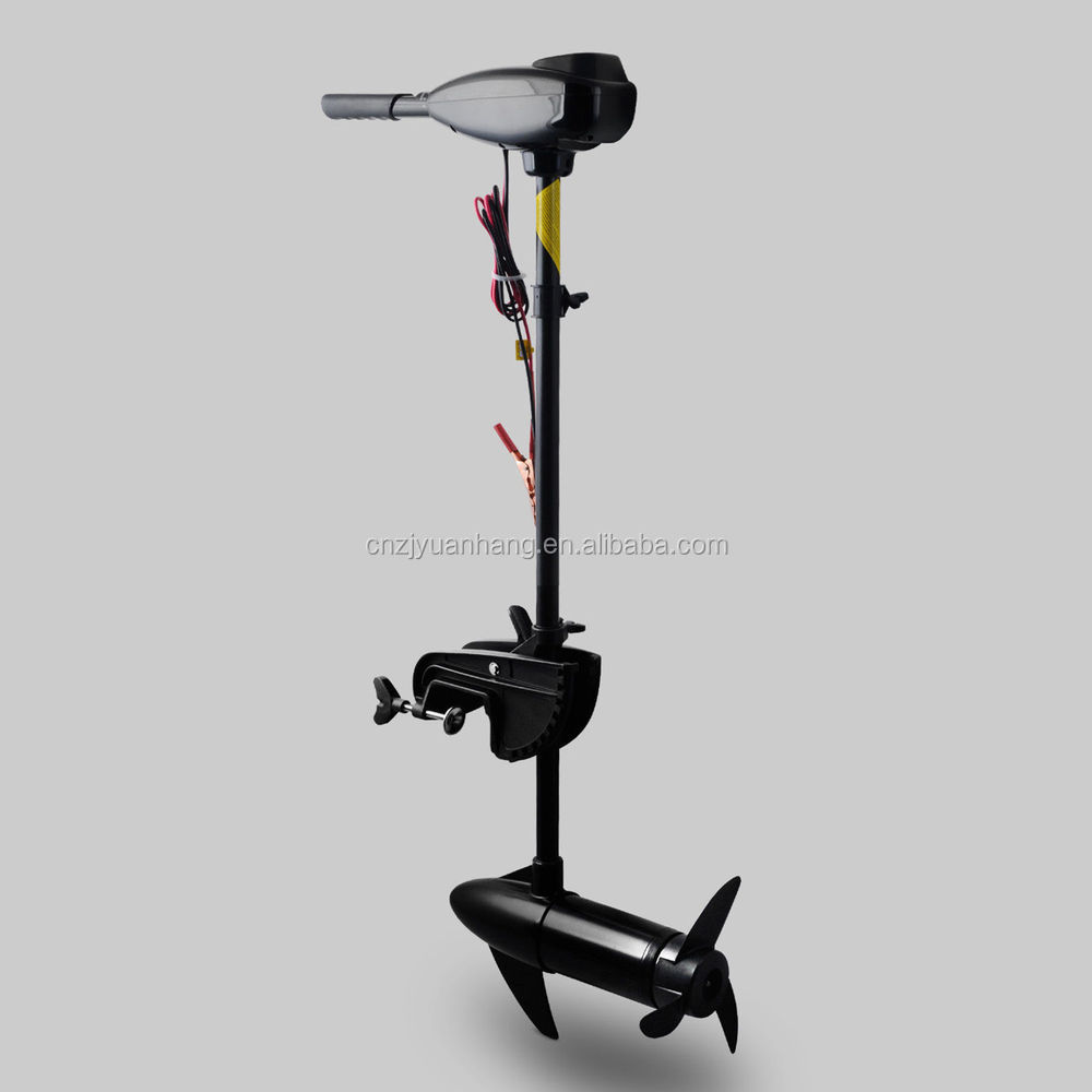 New marine 86lbs dc 24v fishing boat electric trolling for Electric trolling motor battery size