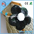 tissu fleurs Paillette Décoratifs pour Lady Chaussures