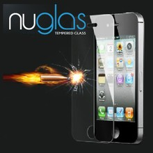 Wholesale Mobile Phone Accessory for iPhone Premium Tempered Glass Screen Protector for iPhone 5