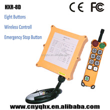universal industrial crane 100m 400m home appliance wireless remote control switch