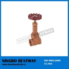 bronze long stem gate valve