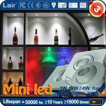 3W mini size led ceiling lights