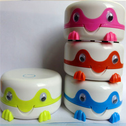 electric contact lens case & cute contact cleaning case