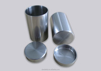 99.95% high Purity large tungsten crucible for smelting