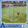 New design unique galvanized cheep chain link dog kennels