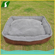 Wholesale extra large OEM dog beds luxury pet bed for dog