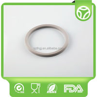 Top level hot sell food-grade silicone rubber gasket